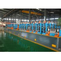 Buy cheap Durable High Precision Tube Mill , ERW Pipe Machine 30-100m/Min Speed product