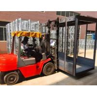 Buy cheap VFC Control Construction Hoist Elevator with Rack, Construction Material Handling Equipment product