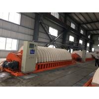 Buy cheap Durable Ceramic Dewatering Equipment 100 M2 Filtration Area  High Vacuum product