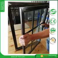 Buy cheap Security Steel Window Aluminuim Sliding Window with China Brand product