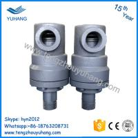 Quality Photovoltaic power generation high temperature steam hot oil rotary joint for sale