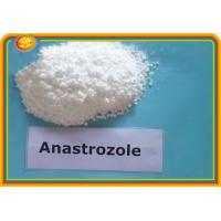 Buy cheap Anastrozole Raw Steroid Powders Anastrozole 120511-73-1 For Bodybuilding product