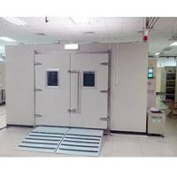 Buy cheap Imported Compressor Walk In Humidity Chamber High Speed Heater Surface Evaporating System product