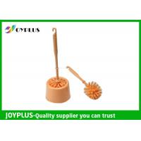 Buy cheap Various Style Bathroom Cleaning Accessories Toilet Brush Holder Set OEM Acceptable product