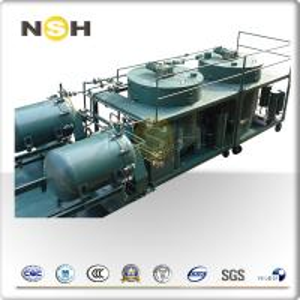 China Oil Decolorization Regeneration Purifier / Energy-saving Oil Purifier / Waste Oil Recycling Machine on sale