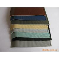 Quality 100mm width skirting board/baseboards/floor molding/PVC/any color/any length for sale