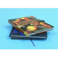 Buy cheap 1800gsm Cook Book Printing Greyboard Coated With 157gsm Glossy Paper Casebond Book product