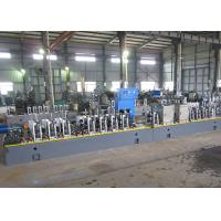 Buy cheap Decorative Industrial Stainless Steel Tube Mill Machine With TIG Welder product