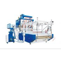 Buy cheap Plastic Stretch Film Machine Biodegradable Stretch Film Plant 3 Or 5 Layers product