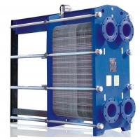 China High Voltage  PHE Heat Exchanger Low Steam Consumption For Calcium Lactate on sale
