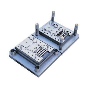 Buy cheap High Accuracy Punching Metal Stamping Mold For Stamping Metal Parts Punching product