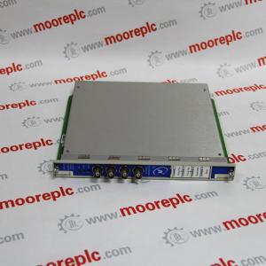 China 3500/64M Bently Nevada dynamic pressure monitor wholesale