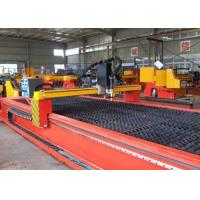 Buy cheap Portable CNC Plasma Cutter Cutting Machines , Programmable Plasma Cutter Table Top Type product