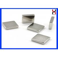 China Super Strong Square Block Magnet Rare Earth Magnet N52 Ndfeb Neodymium Magnet on sale