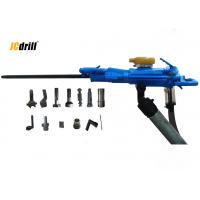 Buy cheap Low Noise Hand Held Pneumatic Rock Drill for Tunneling / Quarry Drilling YT28 product