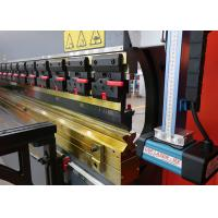 Quality High Rigidity CNC Heavy Duty Hydraulic Press Brake Machine for Sheet Metal for sale