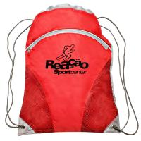 Buy cheap cheap custom polyester cute drawstring bag for promotional product