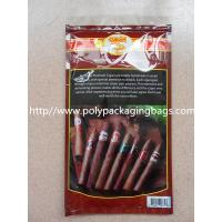 Buy cheap Cigar Humidor Bags For Tobacco Or Cigars / Humid Pouches To Keep Cigars Fresh product