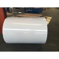 China 5 - 7 Microns Primer Coated Galvanized Steel Sheet In Coil2H Pencil Hardness wholesale