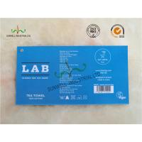Buy cheap 350GSM Coated 2 Side Art Paper Custom Sticker Labels With CMYK Printing product