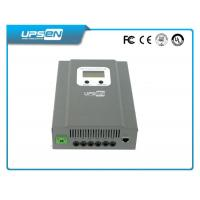 China high efficiency MPPT solar power controller with fan cooling function wholesale