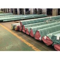 China 321 Seamless Stainless Tube / SS Seamless Pipes Gas Fluid Industry Support on sale