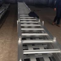 Buy cheap ABS Marine Boarding Ladder Aluminum Accommodation Ladder For Ship product