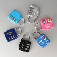 Buy cheap Traveling Luggage Flexible Wire Padlock Suitcase Cable Padlock Heart product