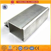 Buy cheap Anodizing Industrial Aluminum Section Material Good Anti - Theft product