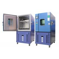 Buy cheap Resist Dry Climatic Test Chamber / Stainless Steel Chamber With USB Port product