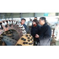 Buy cheap Concrete Pipe Cage Welding Machine / Cement Pole Making Machine product