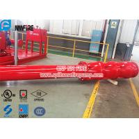 Buy cheap Offshore Platform Use Multistage Vertical Turbine Fire Pump Capacity to 5500 Usgpm product
