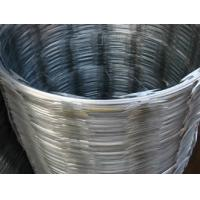 Buy cheap Concertina Razor Wire Corrosion Resistance from wholesalers