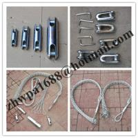 Buy cheap Single-head, double strand Cable pulling sock,Cable Socks product