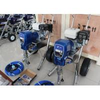 Quality Industrial Gas Powered Airless Paint Sprayer Machine PT8900 With Piston Pump for sale