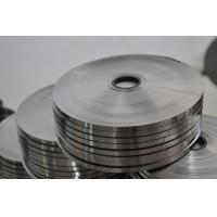 Buy cheap 0.6 mils Nickel-based Amorphous Ribbon Alloy Strip For High Frequency Transformers product