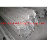 Buy cheap 316 Stainless Steel Bars Steel Angle Bar AN 8550 Size 50×50×6MM×6M product