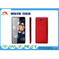 Buy cheap WKV6735x 4g Supported Mobile Phone Unlocked IPS Display OTG Ruggedized Smartphone product