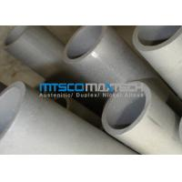 Buy cheap Heavy Wall Thickness Duplex Steel Tube ASTM A790 UNS S31803 For Chemical Industry product