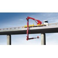 Buy cheap Boom Type Under Bridge Inspection Equipment Dongfeng Chassis 6x4 245HP / 270HP product