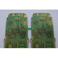 Buy cheap Green FR4 High Density Interconnect HDI PCB Circuit Board Manufacturer product