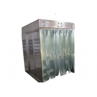 Buy cheap Stainless Steel Material Cabinet Dispensing Booth With Free Design Drawing from wholesalers
