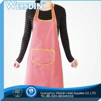 Quality Promotional nice-looking top quality 100% cotton printing kitchen apron for sale