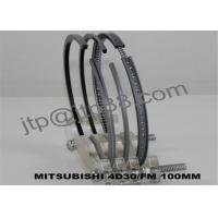 Buy cheap Car Engine Rings 4D30 Engine Piston Rings Replacement With Dia 100mm product