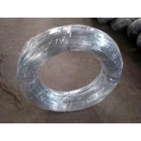 Buy cheap Electro / Hot Dipped Galvanized Steel Wire / Binding Wire Bright Soft Wire product