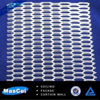 Buy cheap Alumium open ceiling/ open cell ceiling and aluminum ceiling tiles 600*600 for home product