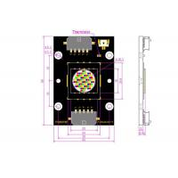 Buy cheap Stage Lighting 500W LED Module RGBLA Multicolor Profile LED Engine product