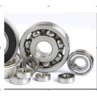 Buy cheap NACHI NTN NSK Deep Groove Ball Bearings Steel with low noise product