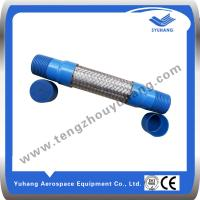 Buy cheap NPT Standard Male Thread of Stainless steel Hose / Metal hose / Water Hose product