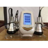 China Golden 3 Handles RF Ultrasonic Cavitation Slimmng Beauty Machine CE wholesale
